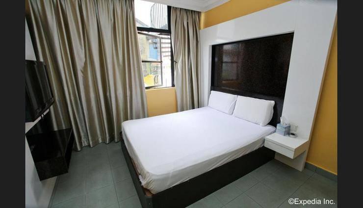 Seng Wah Hotel Singapore - Guestroom