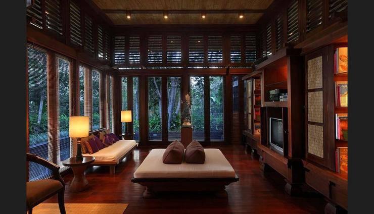 Puri Candikuning Bedugul - Lobby Lounge