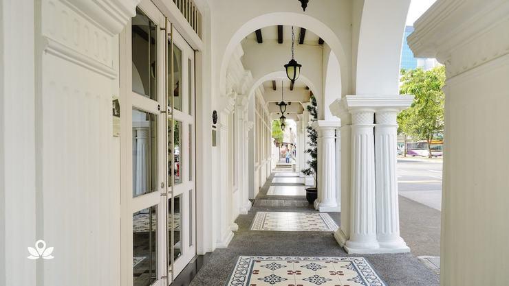 ZEN Premium Kampong Glam Singapore - Exterior