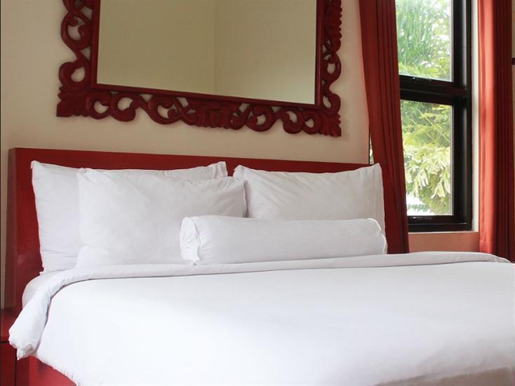 Bali Ginger Suites and Villa Seminyak - Guestroom