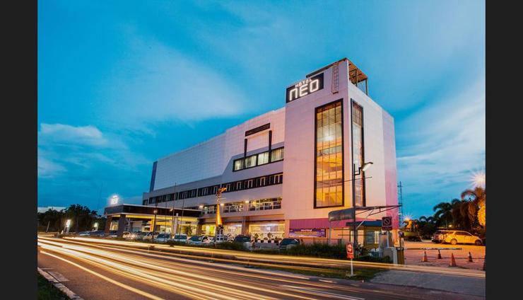 Harga Kamar Hotel NEO Palma (Palangkaraya)