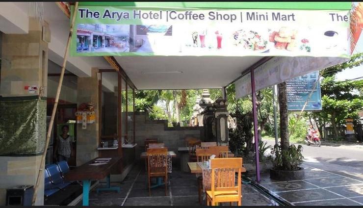 The Arya Hotel Bali - Cafe