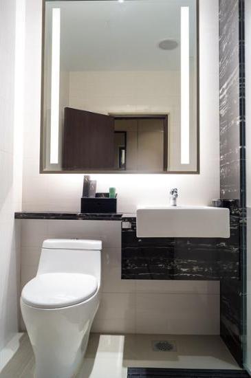 Ambassador Transit Hotel Terminal 2 - Bathroom