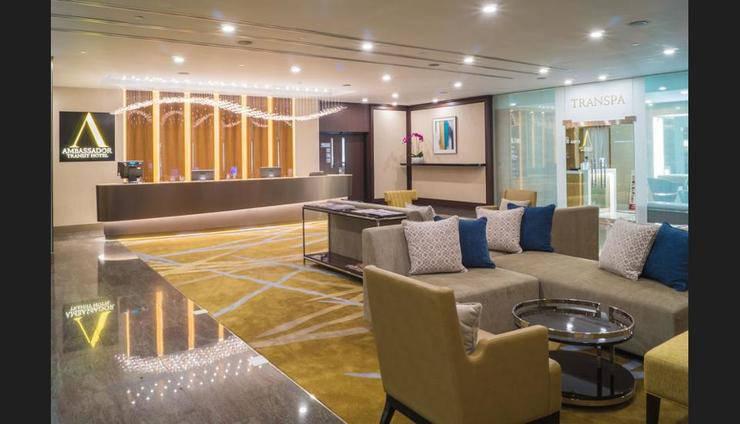 Ambassador Transit Hotel Terminal 2 - Featured Image
