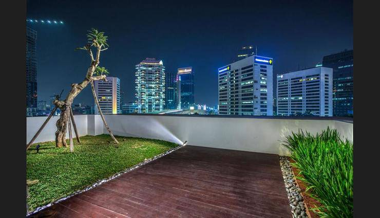 Upscale Suites Jakarta - Terrace/Patio
