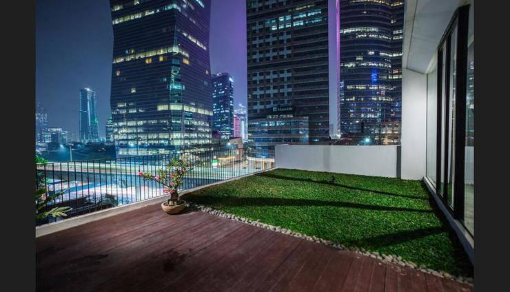 Upscale Suites Jakarta - Featured Image