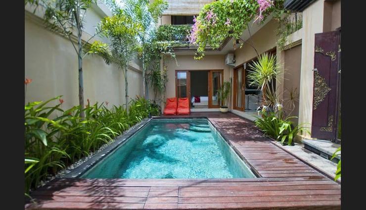 Villa Bougainville Bali - Guestroom