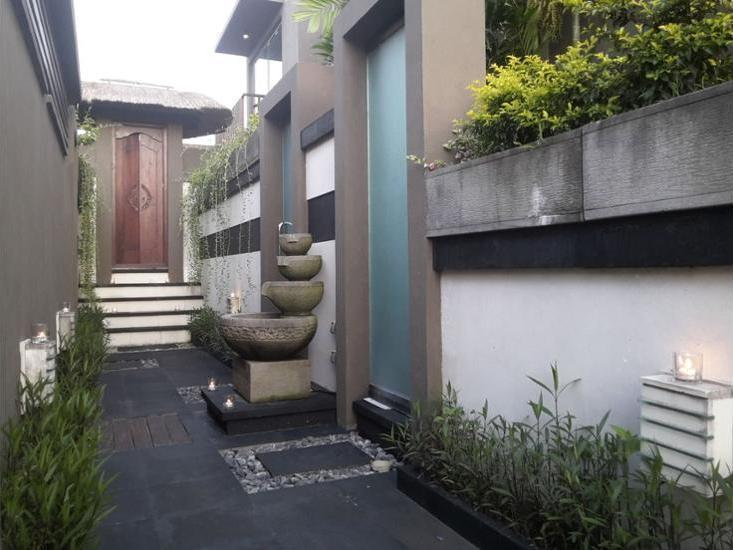Bali Golden Elephant - Hostel Bali - Hotel Entrance