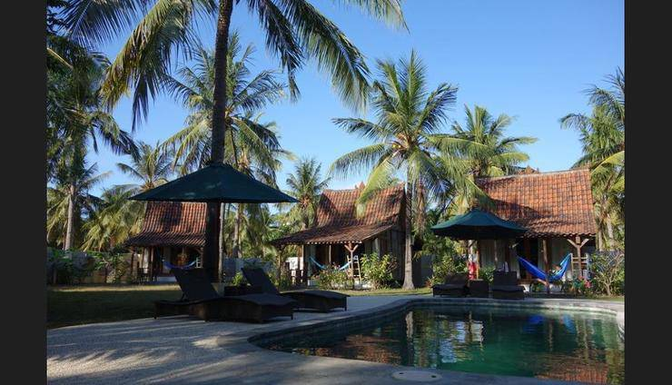 Coconut Garden Resort Gili Trawangan - Featured Image