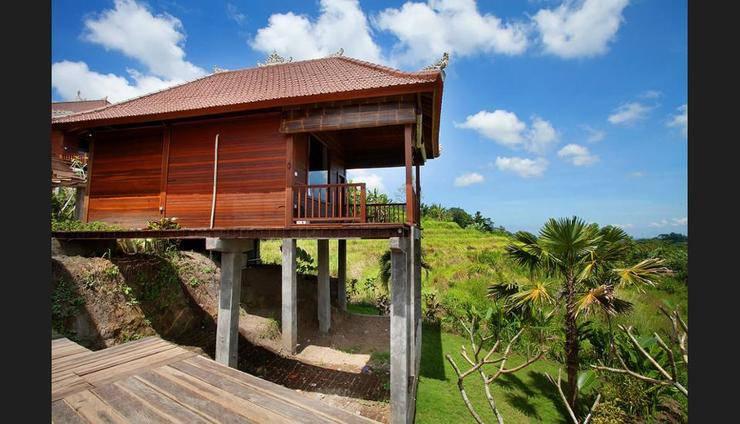 Alamat Review Hotel Barong Villas - Bali