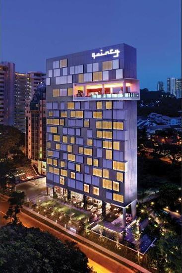The Quincy Hotel Singapore - Featured Image