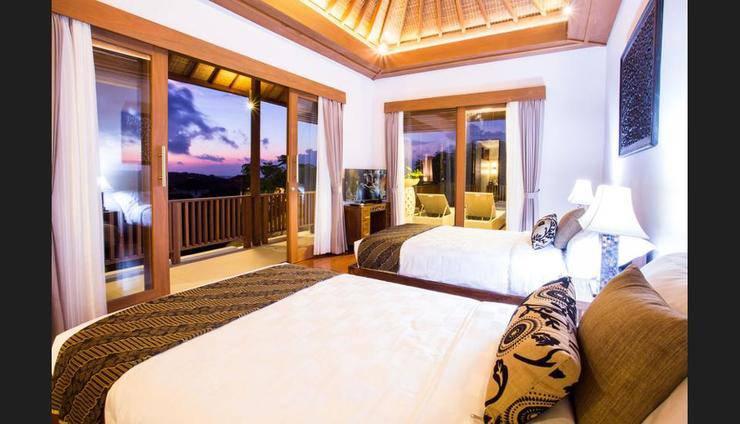 Villa DK - Bali Nusa Dua - Guestroom