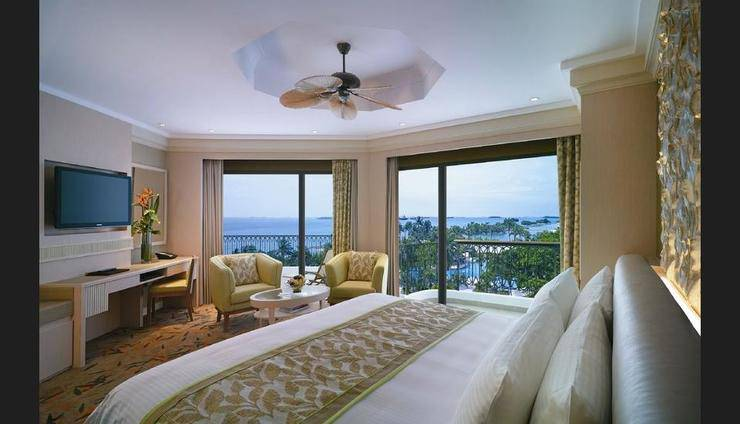 Shangri-La's Rasa Sentosa Resort & Spa Singapore - Featured Image