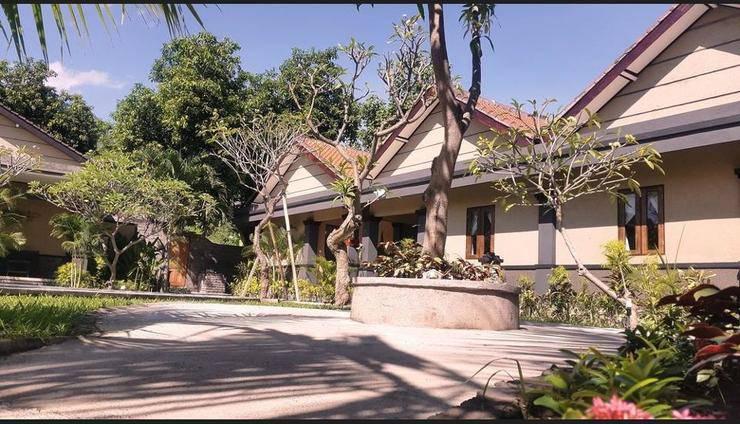 Doubleyou Home Stay Pemuteran Bali - Exterior
