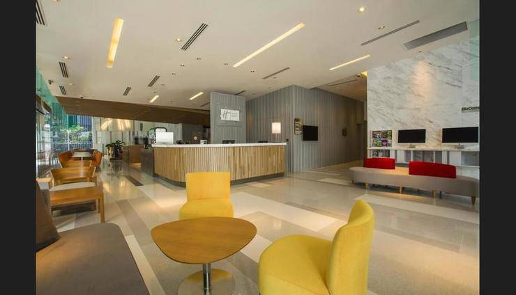 Holiday Inn Express Singapore Orchard Road - Featured Image