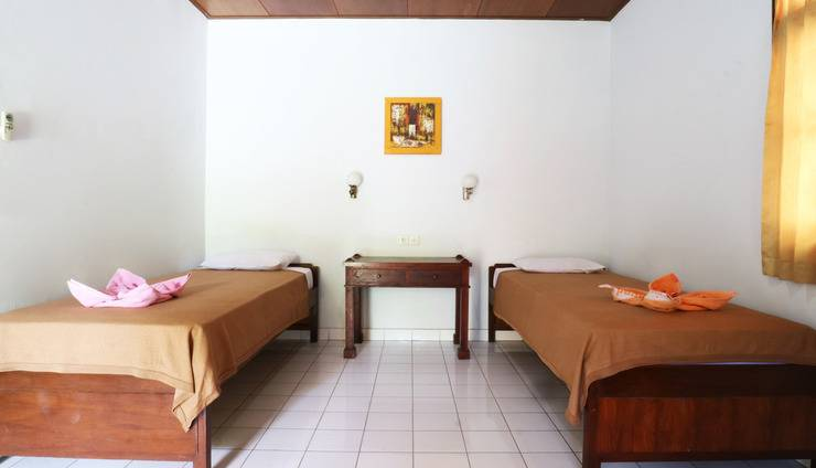 Mekar Jaya Bungalows Bali - AC twin