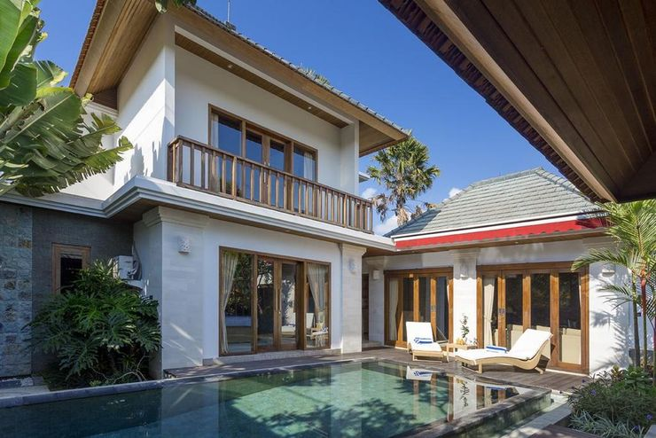 Villa Tulip Sanur Bali - Facade