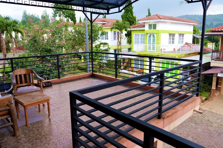Villa Kota Bunga Type Francisco Premium Cianjur - View