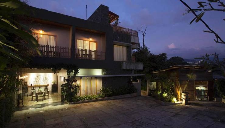 Casa De Apple Bandung - Exterior