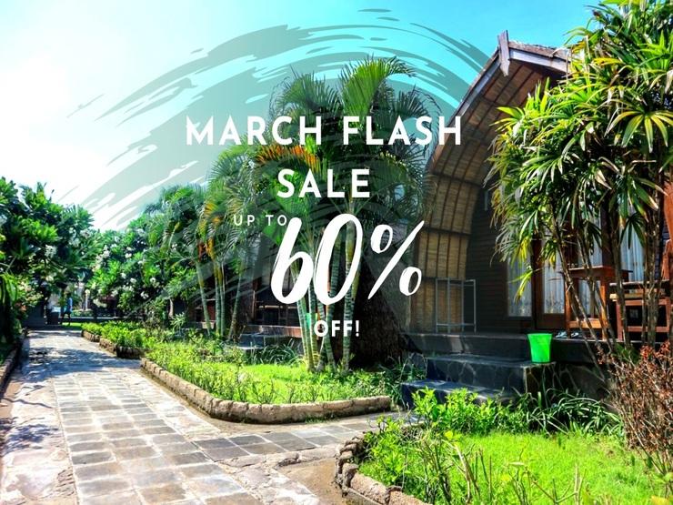 Gilipaddy Resort Lombok - Outdoor