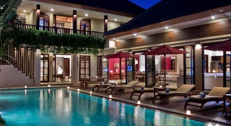 The Residence Seminyak Bali - (24/Dec/2013)