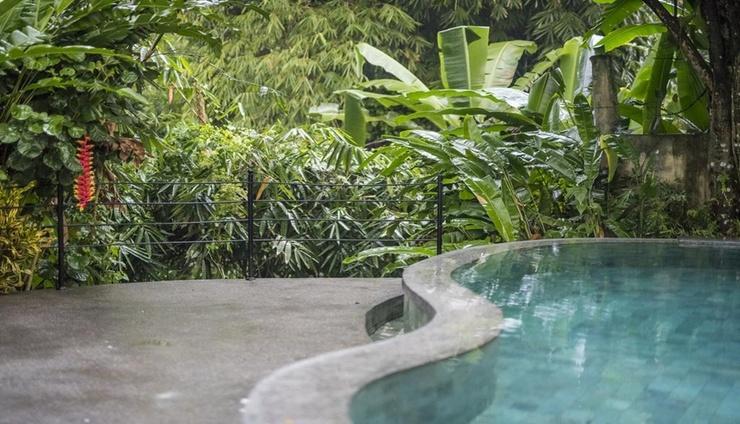 Citrus Tree Villas - Sungai Bali - pool