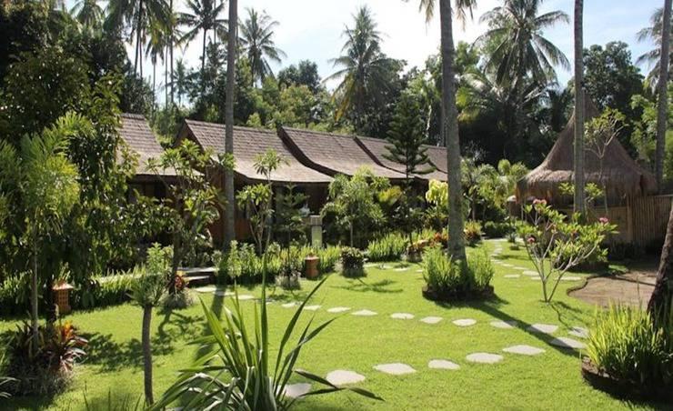 Green Asri Hotel Lombok - Eksterior
