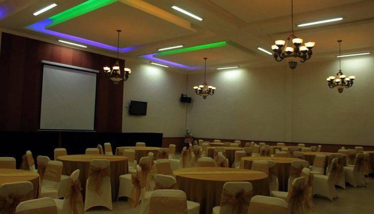 Imelda Hotel Padang - Ruang Rapat