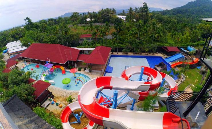 Tarif Hotel Imelda Hotel – Water Park – Convention (Padang)