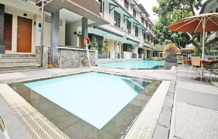 ZenRooms Setiabudhi Atas Bandung - Kolam Renang