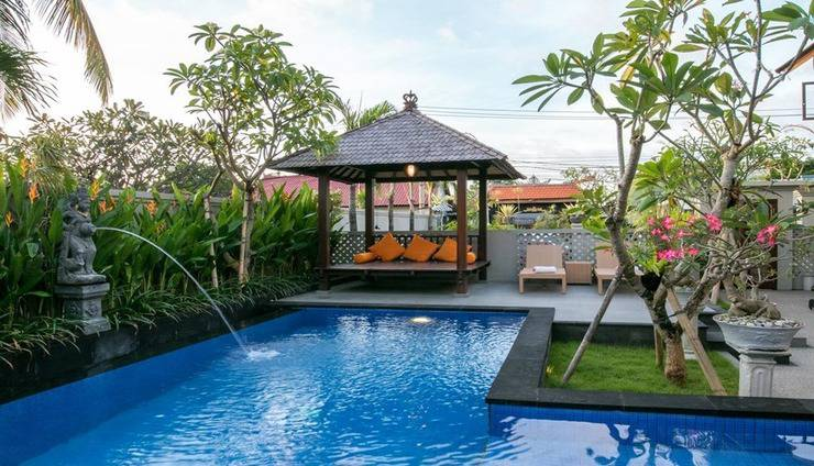 Arimanu Guest House Bali - Exterior