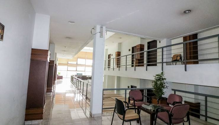 NIDA Rooms Colombo Komplek Karang Marang - Interior