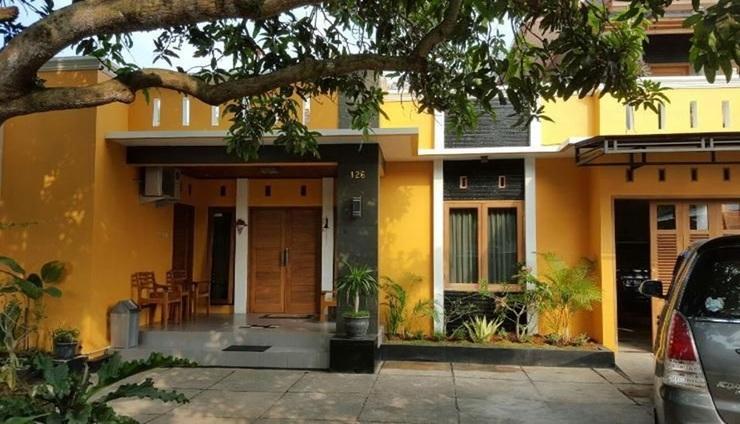 Nusawiru Guest House Pangandaran - Exterior