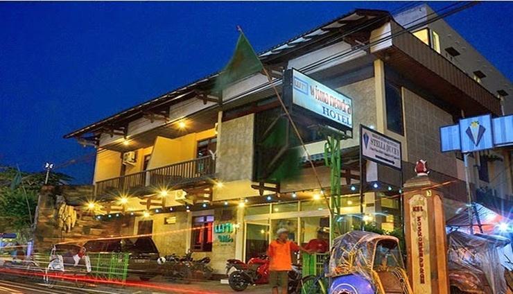 Hotel Syariah Wisma Nendra Yogyakarta - Facade