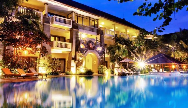Kumala Pantai Bali - Facilities