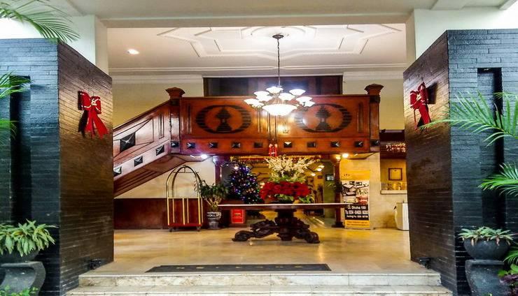 Hotel Penataran Asta Kediri - Joglo Lobby