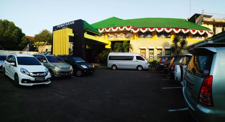 Hotel Penataran Asta Kediri - Bangunan