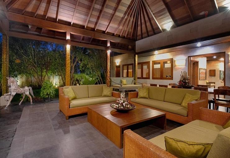 Kutus Kutus Ketewel Villa Bali - Interior