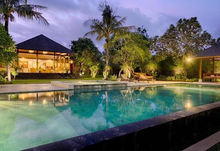 Kutus Kutus Ketewel Villa Bali - Pool