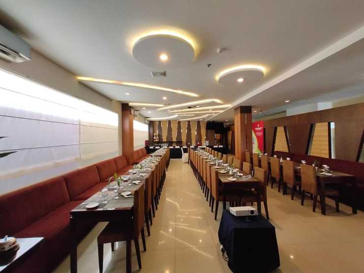 Jelita Bandara Hotel Banjarbaru - ROSEMARY COFFEESHOP