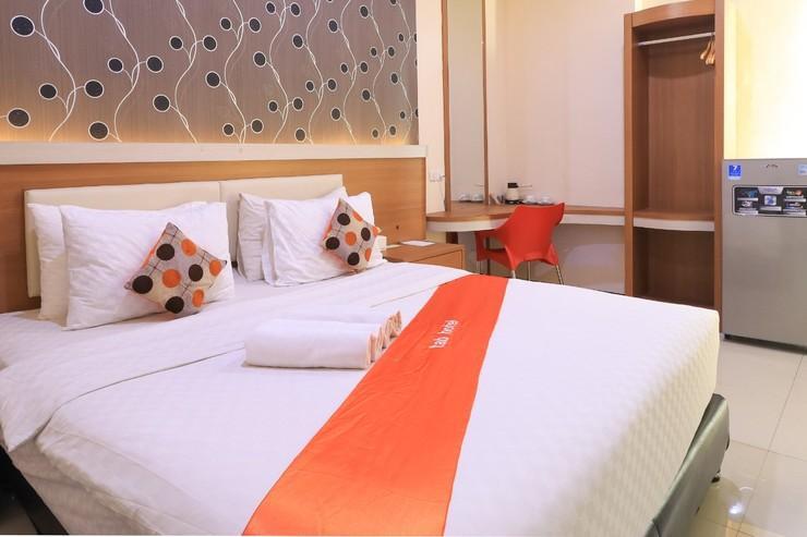 Tab Hotel Surabaya Surabaya - deluxe room