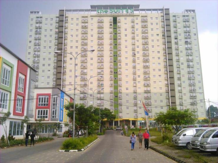 The suites metro by herlan (standar)  Bandung - View