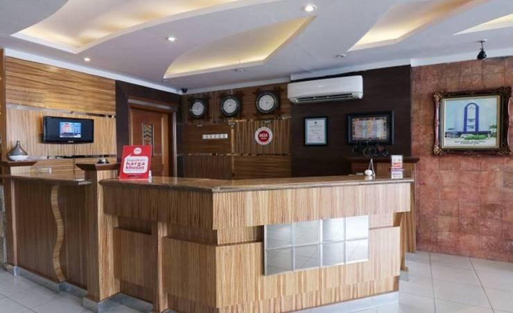 NIDA Rooms Ahmad Yani Market Banjarmasin - Resepsionis