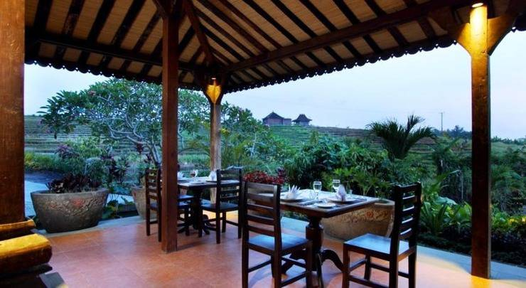 The Sanyas Retreat Bali - Teras