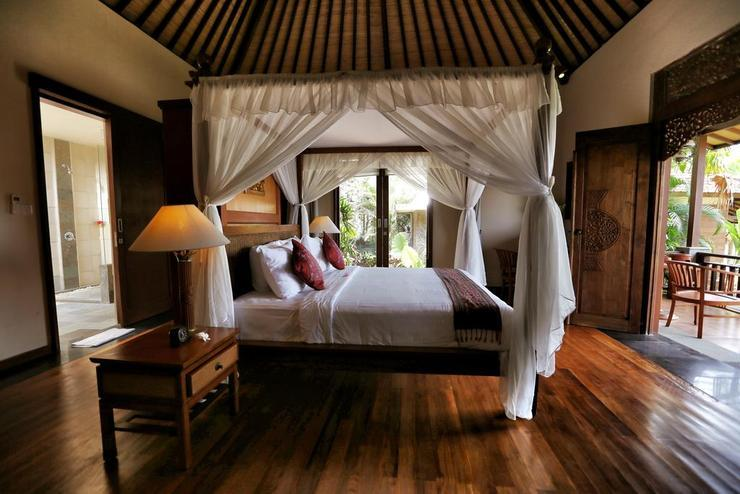 The Sanyas Retreat Bali - room