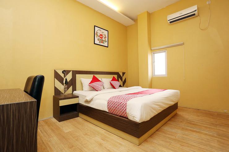 OYO 3154 Hotel City Inn Palangka Raya - Deluxe Double-2