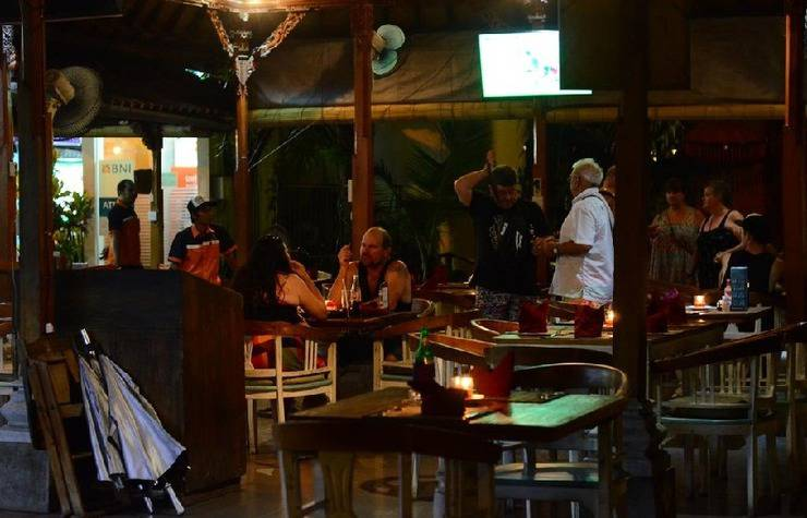 Legian Village Hotel Bali - pemandangan