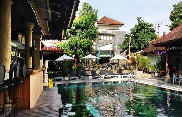 Legian Village Hotel Bali - Kolam Renang