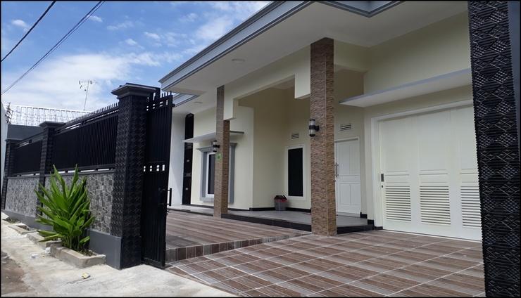 Villa Carista Batu Malang - exterior