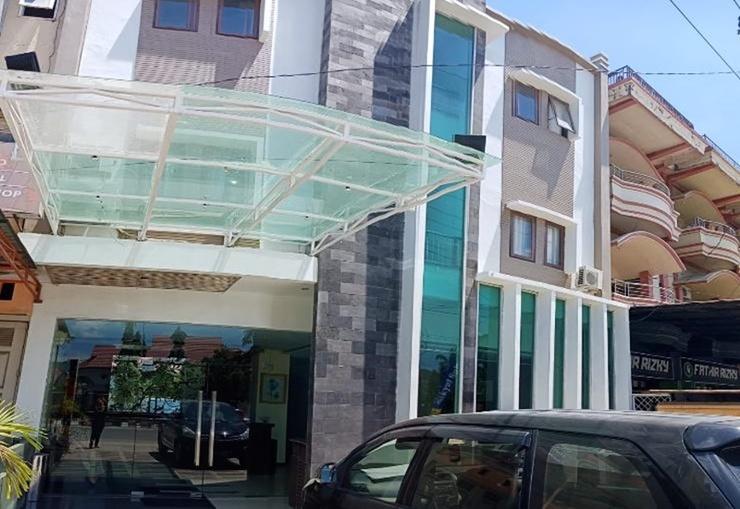 Hotel Permata Kendari Kendari - Exterior